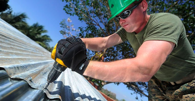 Mobile Home Roof Over Drill