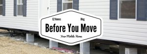 Mobile Home Hook Up Utilities What You Need To Know To Get Set Up