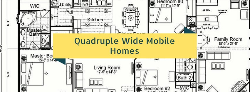The Benefits Of Quadruple Wide Mobile Homes A Quick Guide