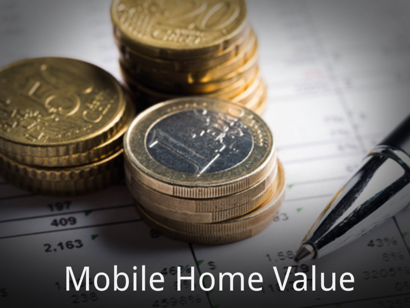 Value of mobile homes