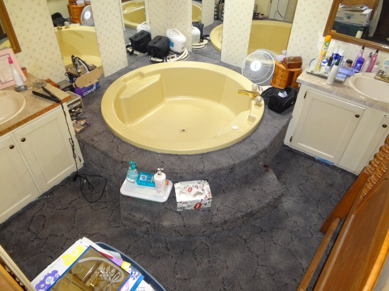Transform that old garden tub to the ultimate standing for New tub over old tub