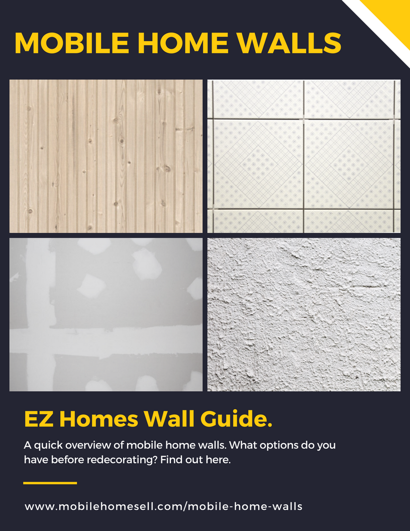 Mobile Home Walls And How To Know Which Type You Ve Got