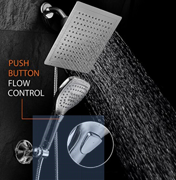 Amazon rain shower head