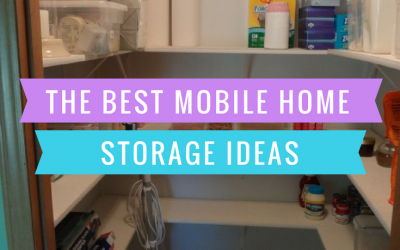 The Best Mobile Home Storage Ideas