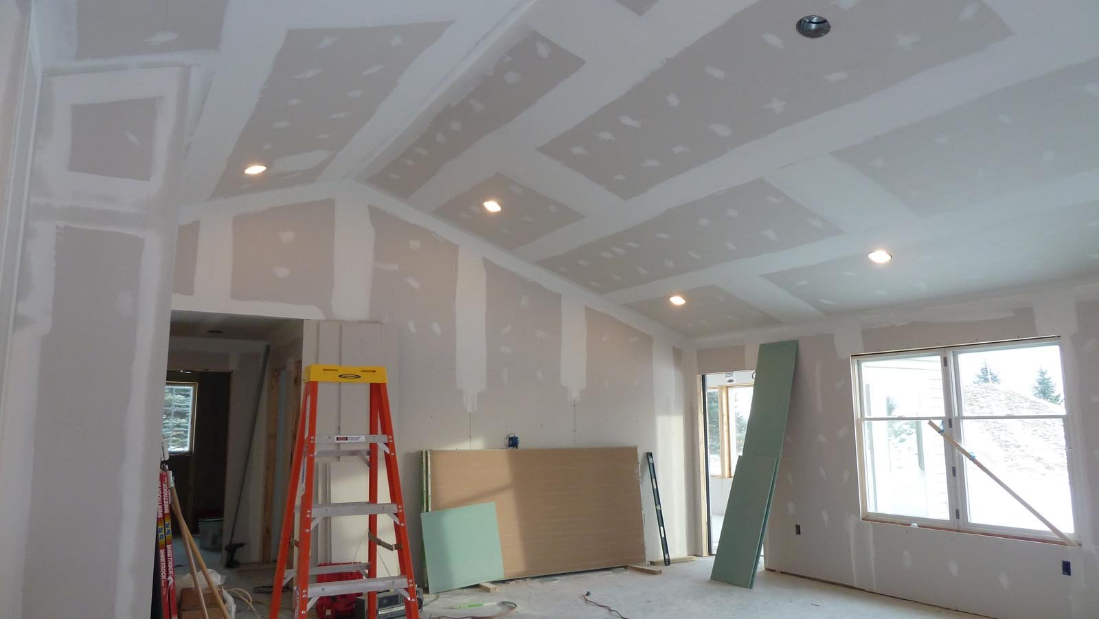 Manufactured Home Drywall