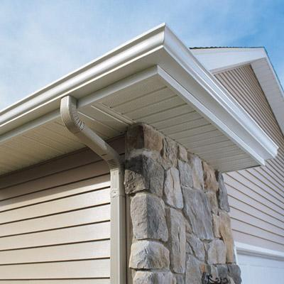 mobile home maintenance gutter