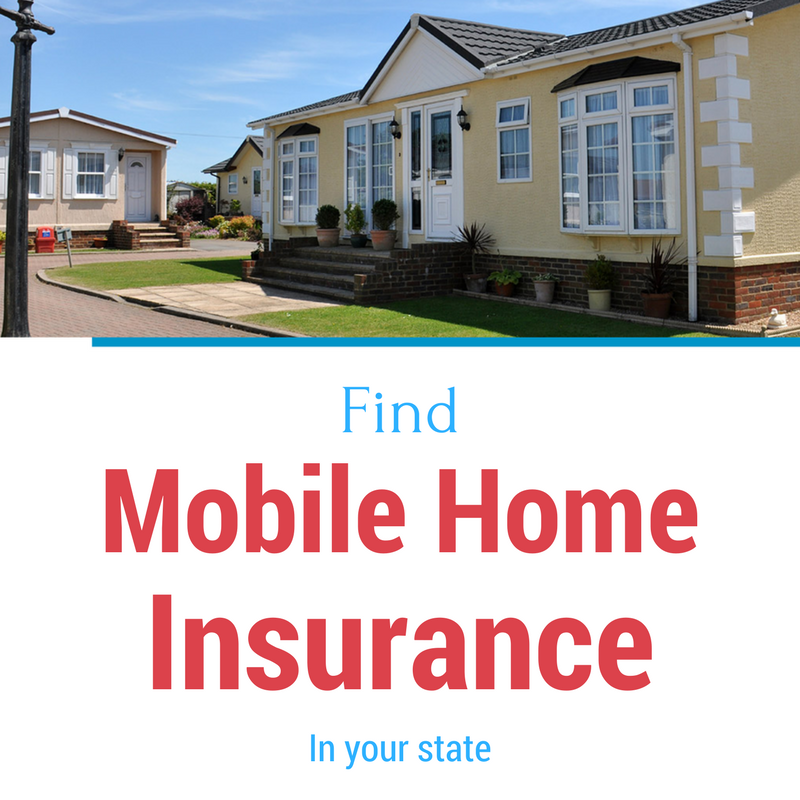 Find mobile home insurance