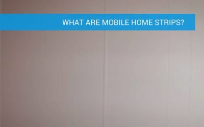 What Are Mobile Home Wall Strips And How To Remove Them?
