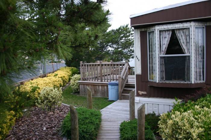 single-wide-landscaping - Mobile Home Landscaping Our 101 Guide To Beautifying Your Home
