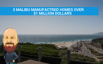 Million Dollar Malibu Manufactured Homes You Have To See To Believe!