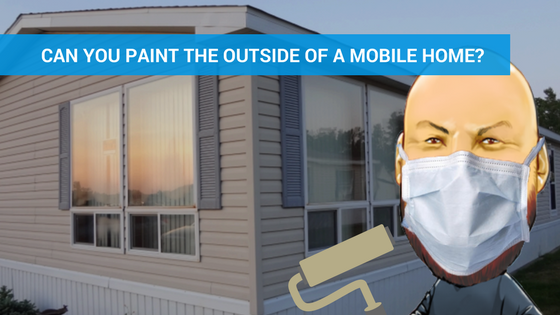 mobile home exterior - Paint For Mobile Homes Exterior