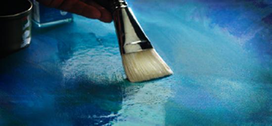 varnishing_a_surface
