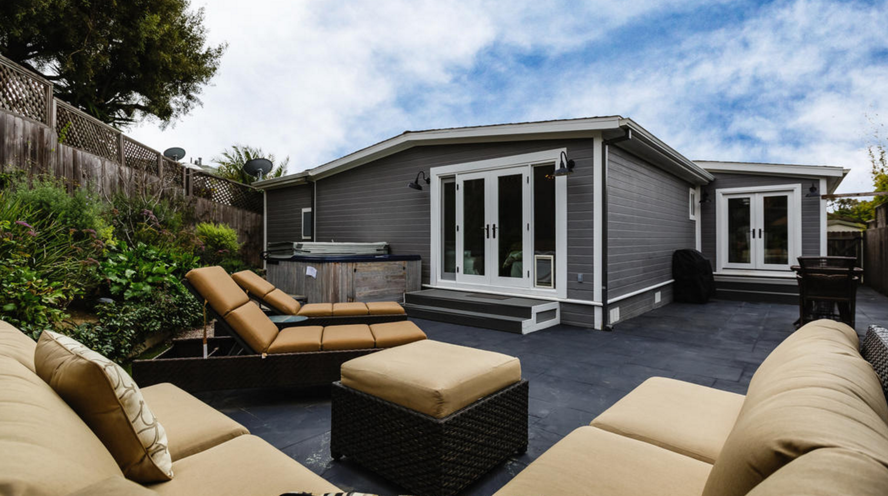 Costly manufactured homes