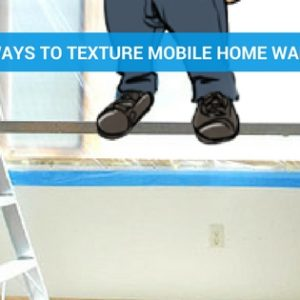 Can You Paint The Outside of a Mobile Home ? | FAQ - US