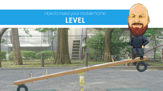 How to Make Your Mobile Home Level: ess, Inspect, Repair I Beams Under Mobile Home on cape cod beams, log home beams, house beams,