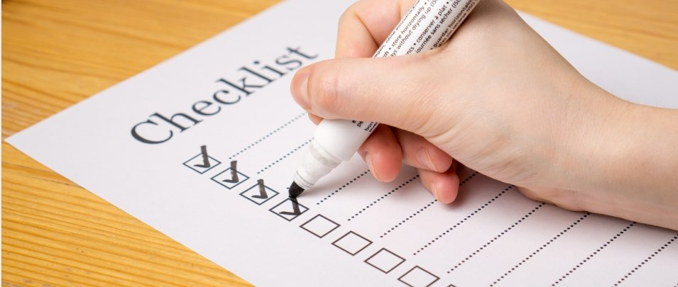Replacing mobile home floors checklist
