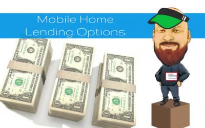 Mobile Home Lending Options