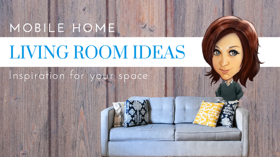 Mobile Home Living Room Ideas Feature Image