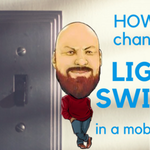 DIY: How To Change A Light Switch In A Mobile Home