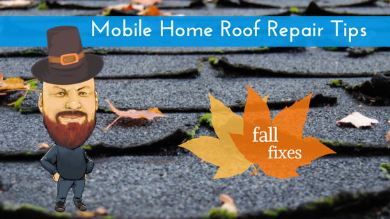 mobile home roof repair feature image