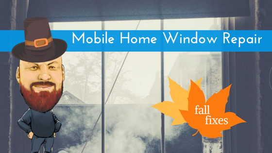 Mobile Home Window Repair Feature Image