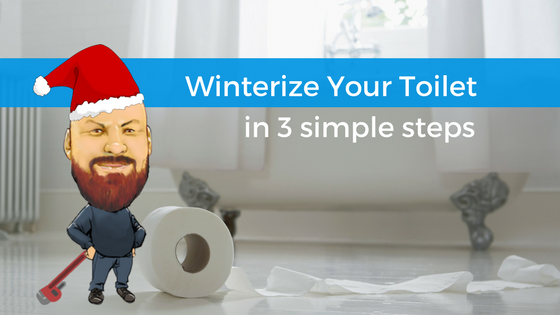 Winterize Your Toilet Feature Image