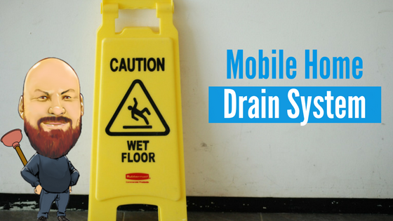Mobile home drain system - Featured Image