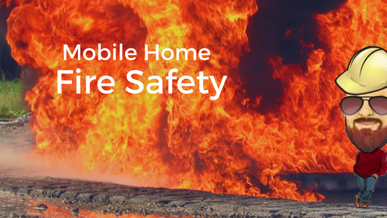 Mobile Home Fire Safety - Featured Image