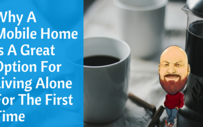Why A Mobile Home Is A Great Option For Living Alone For The First Time
