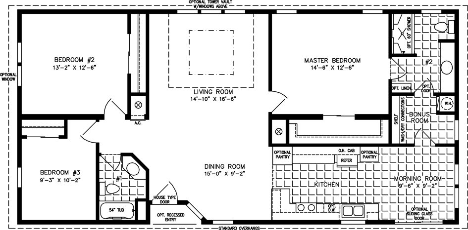 Simple House Plans 2000 Square Feet: The 7 Most Energy Efficient Mobile Homes On The Market
