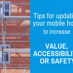 Tips For Updating Your Mobile Home To Increase Value ... Mobile Home Safety Tips on mobile home energy saving tips, mobile device safety, mobile homes trailer fires,