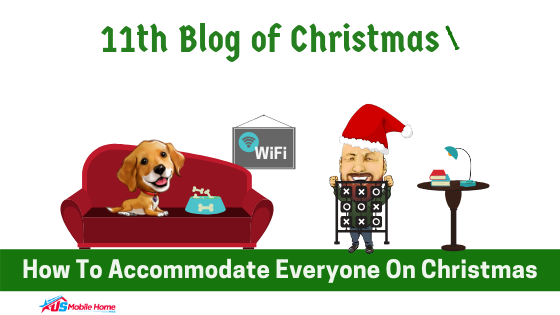 "Featured image for ""11th Blog Of Christmas: How To Accommodate Everyone On Christmas"" blog post"
