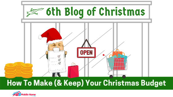 "Featured image for ""6th Blog Of Christmas: How To Make (& Keep) Your Christmas Budget"" blog post"