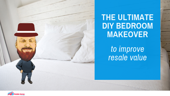 The ultimate diy bedroom makeover to improve resale value - Modular home resale value ...