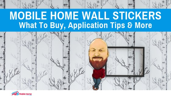 Mobile Home Wall Stickers: What To Buy, Application Tips & More on heavy equipment by owner, used mobile home sale owner, mobile home parks sale owner, apartments for rent by owner, mobile homes for rent,
