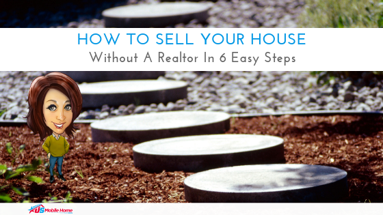 "Featured image for ""How To Sell Your House Without A Realtor In 6 Easy Steps"" blog post"