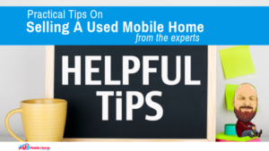 "Featured image for ""Practical Tips On Selling A Used Mobile Home (From The Experts)"" blog post"