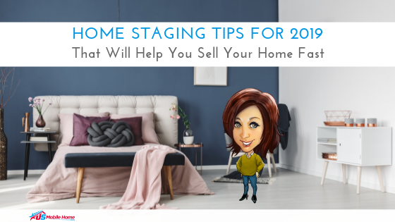 "Featured image for ""Home Staging Tips For 2019 That Will Help You Sell Your Home Fast"" blog post"