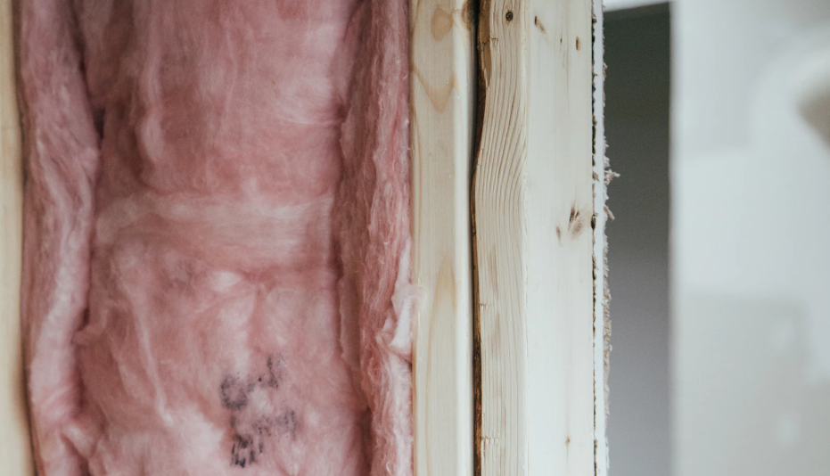 Insulation within walls