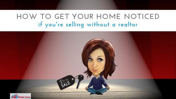 "Featured image for ""How To Get Your Home Noticed If You're Selling Without A Realtor"" blog post"