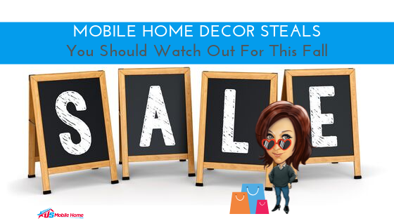 Mobile Home Decor Steals You Should Watch Out For This Fall