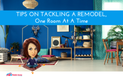 Tips On Tackling A Remodel, One Room At A Time