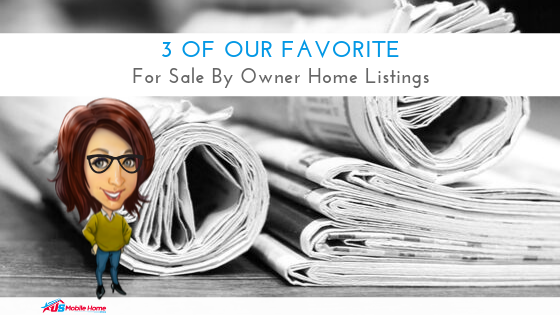 "Featured image for ""3 Of Our Favorite For Sale By Owner Home Listings"" blog post"