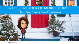 "Featured image for ""A Holiday Tour Of Mobile Homes That Are Ready For Christmas"""